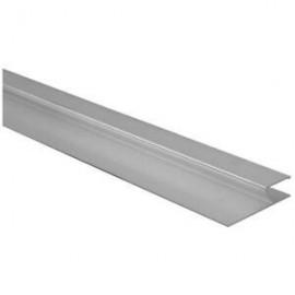 Stadia in alluminio profilo H