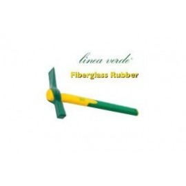 Martello muratore fiber. rubber.