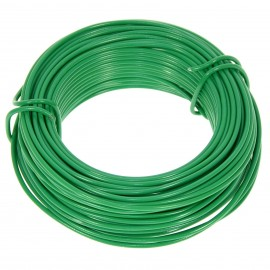 plastic coated wire (by weight)