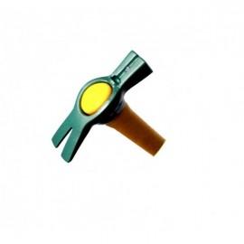 Martello carpentiere fiber. rubber. con calamita