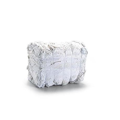 Pezzame cotone bianco