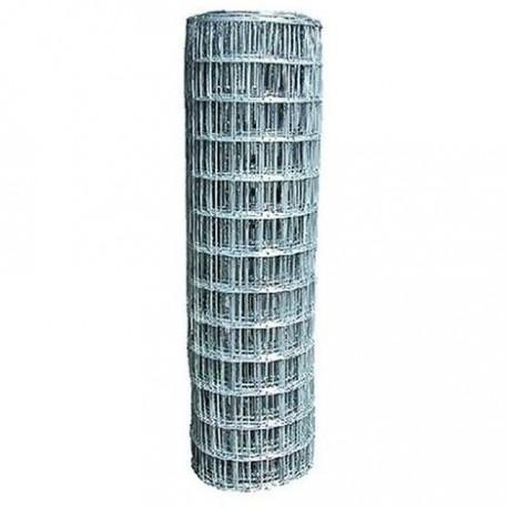 Rete elettrosaldata zincata PASINI maglia 50x75 Filo 1,7 mm