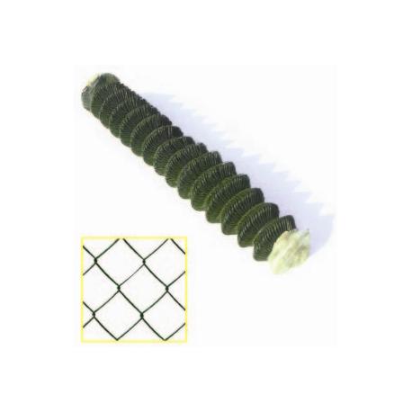 Griglia zincata maglia 50x50