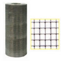 Rete elettrosaldata zincata Maglia 12,7x25,4 Filo 1,4 mm