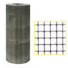 Electro welded galvanized net wire 1,4 mm