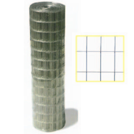Rete elettrosaldata zincata ITALIA Maglia 50x75