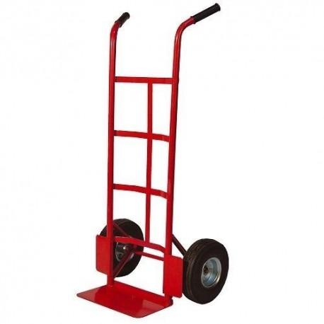 Bravetta in ferro ruota pneumatica