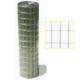 Rete elettrosaldata zincata maglia 50x75 Filo 1,9