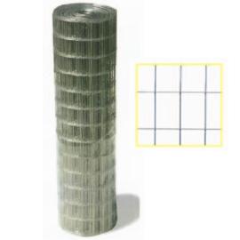 Rete elettrosaldata zincata maglia 75x100 Filo 1,7 mm