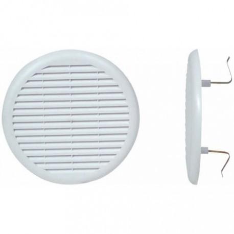 Griglia areazione PVC C/Molle