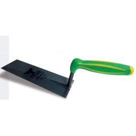 Cazzuola ERGOLINE manico plastica punta quadra