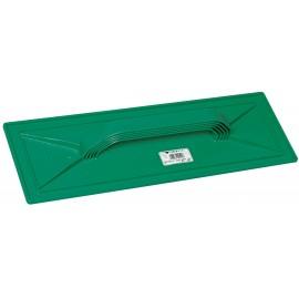 Frattazzo plastica verde super