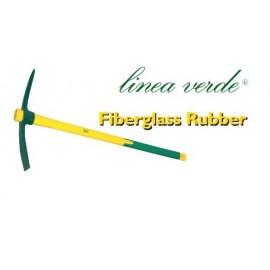 Piccone manicato fiber. rubber.