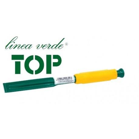 Scalpello linea verde top impugnatura gomma termoplastica