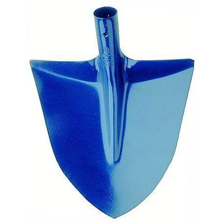 Badile in acciaio temperato blu