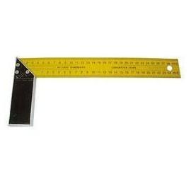 Squadra acciaio millimetrata