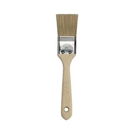 Pennellessa setola bionda manico legno