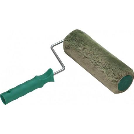 Rullo per pitture nylon verde cm 20