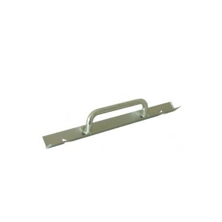 Stadia angolare alluminio esterno cm 70