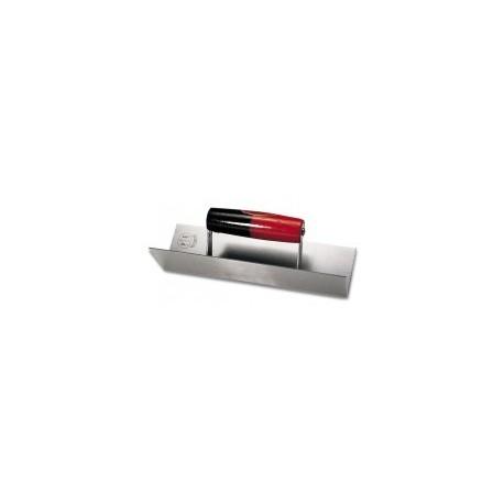Stadia angolare acciaio esterno cm 25x7