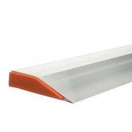 Stadia in alluminio a smusso mm 18x90