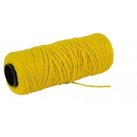 Filo edilizia giallo