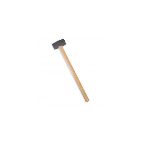 Mazza a coppia con manico legno