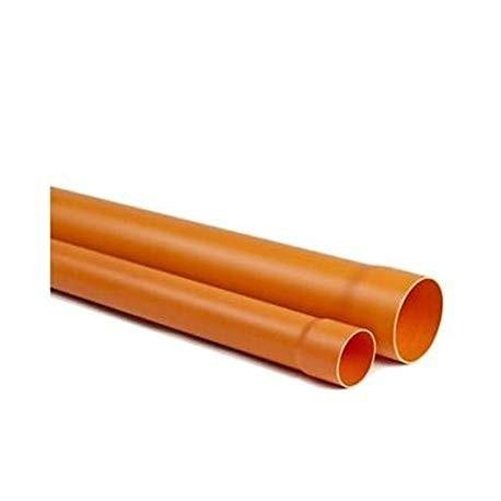 Termotubo PVC arancio