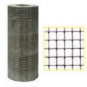Rete elettrosaldata zincata Maglia 12,7x12,7 Filo 0,9 mm