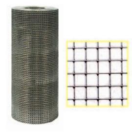Rete elettrosaldata zincata Filo 2 mm